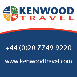 Book your holiday and make substantial savings with Kenwood Travel