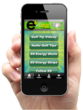 E6 Energy SHots and Strips Golf App