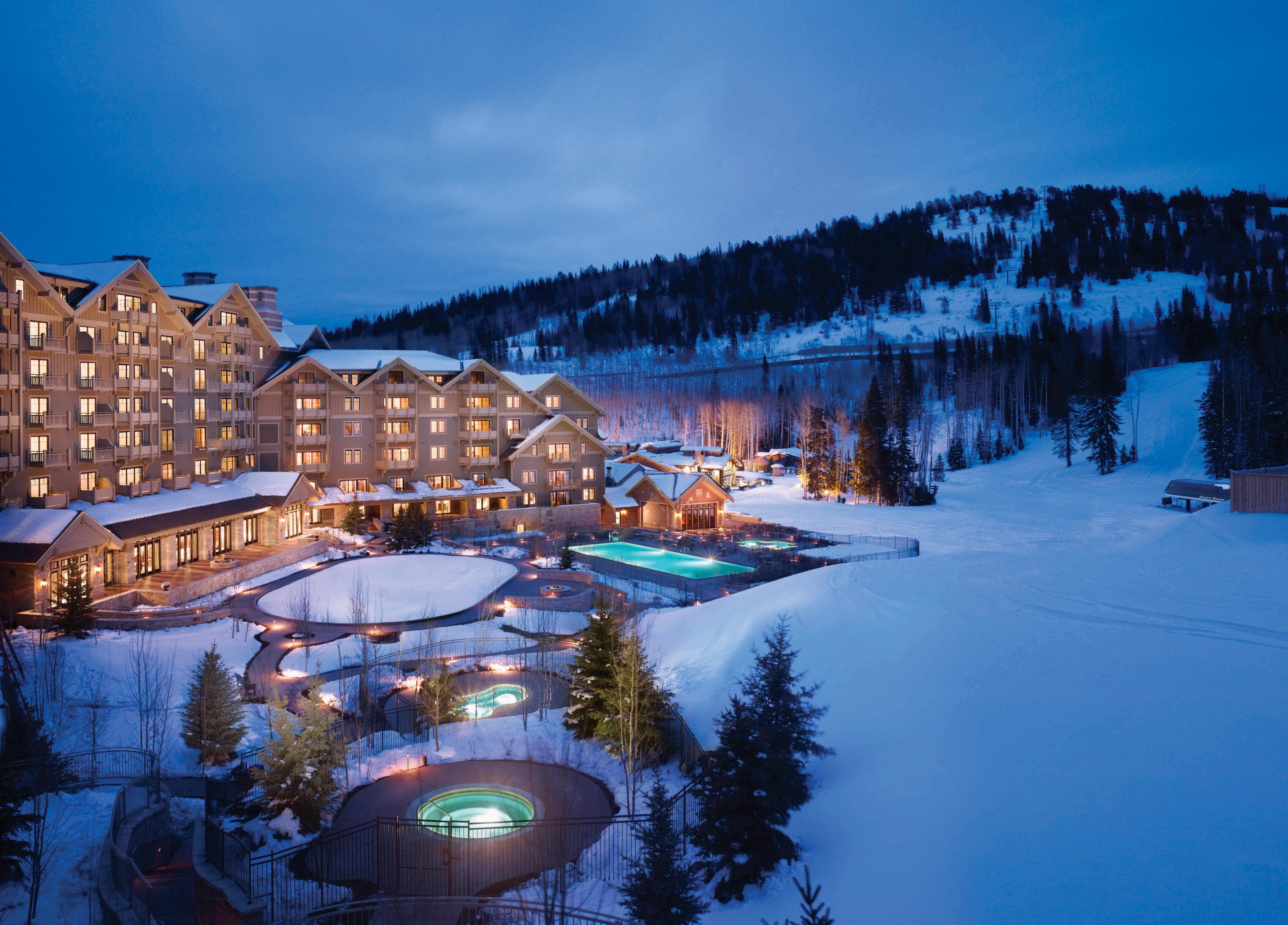 Montage Residences Deer Valley Reports 88 Million In Sales