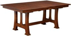 Amish Custer Dining Room Table