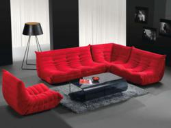 Zuo Circus Sofa in Red