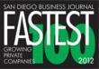 San Diego Fastest Growing 2012 Awards