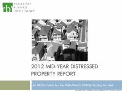 Mid-Year Distressed Properties Report