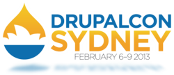 DrupalCon Goes Downunder with Sydney 2013