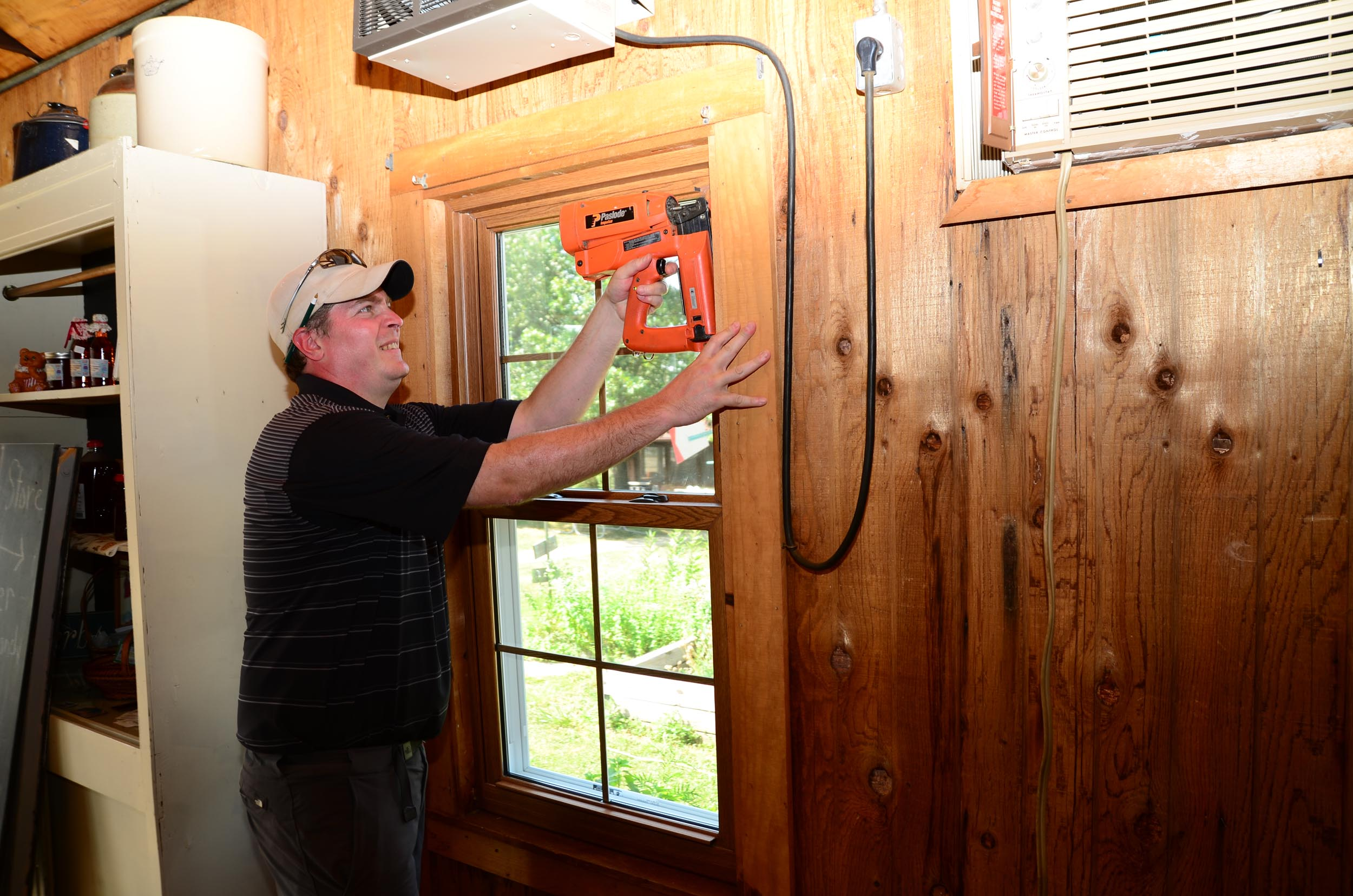Stanek Windows Donates And Installs Windows To Stearns