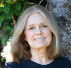 Gloria Steinem at WTS International