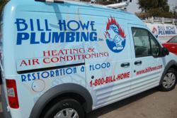 San Diego plumbing service company goes green with fuel-efficient truck