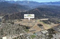 Master-planned community Rosedale in Azusa, CA