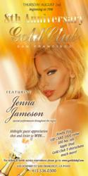 gI 65072 Gold Club July 18 San Francisco Gentlemans Club Gold Club om Superstar Jenna Jameson functie op 8e Anniversary Celebration