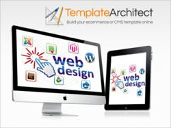 TemplateArchitect build web templates for popular open source applications