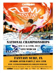 kissimmee, Fantasy Surf, Flow Tour, orlando attraction, orlando resort