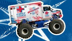 The First Choice ER Whambulance