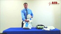 AED Training with Zoll AED Plus
