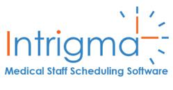 Intrigma cloud staff scheduling software