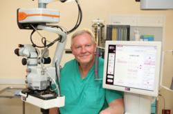 The Ambulatory Eye Surgery Center is first in Louisiana to offer revolutionary cataract testing