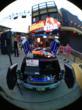 MINI Cooper Xtreme Clubman at Universal Citywalk, Orlando, FL