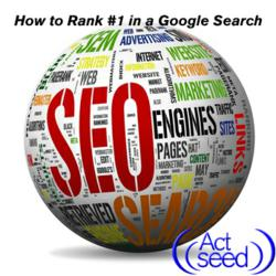 ActSeed Partners with Blog Distributor to Help Entrepreneurs Get Their Web Sites Top Rankings in Google