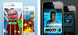 Download Motiv8 and Fun Run from the iTunes App Store now