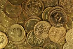 Tax Free Gold Sovereign Coins