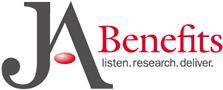 JA Benefits logo