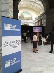 Goldman Sachs, SLCC 10,000 Small Businesses partnership