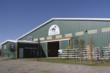 The horse breeding facility includes 20 indoor stalls with outdoor runs adjacent to a 48,000 sq. feet indoor arena.