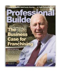 Arthur Rutenberg Makes the Case for Franchise Home Building