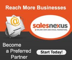 SalesNexus CRM and Email Marketing Preferred Partner Program