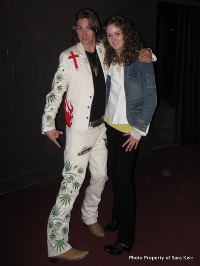 Gram Parsons' Nudie Suit - A Rendition of The Original by ... Emmylou Harris