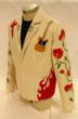 Gram Parsons' Nudie Jacket Rendition - Left Side