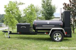 Meadow Creek TS120 Barbecue Smoker