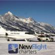 New Flight Charters Photo Jackson Hole