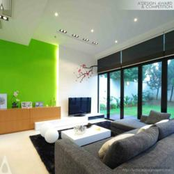 Twilight Villa by Michael Liu