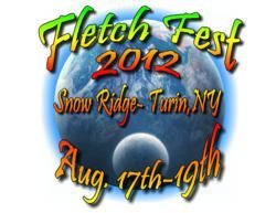 Fletch Fest 2012 T-Shirt Front