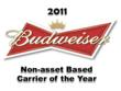 Non-assed Based Carrier of the Year Award Logo
