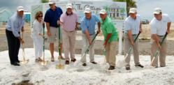 """The Cottages at Romar"" ground breaking"