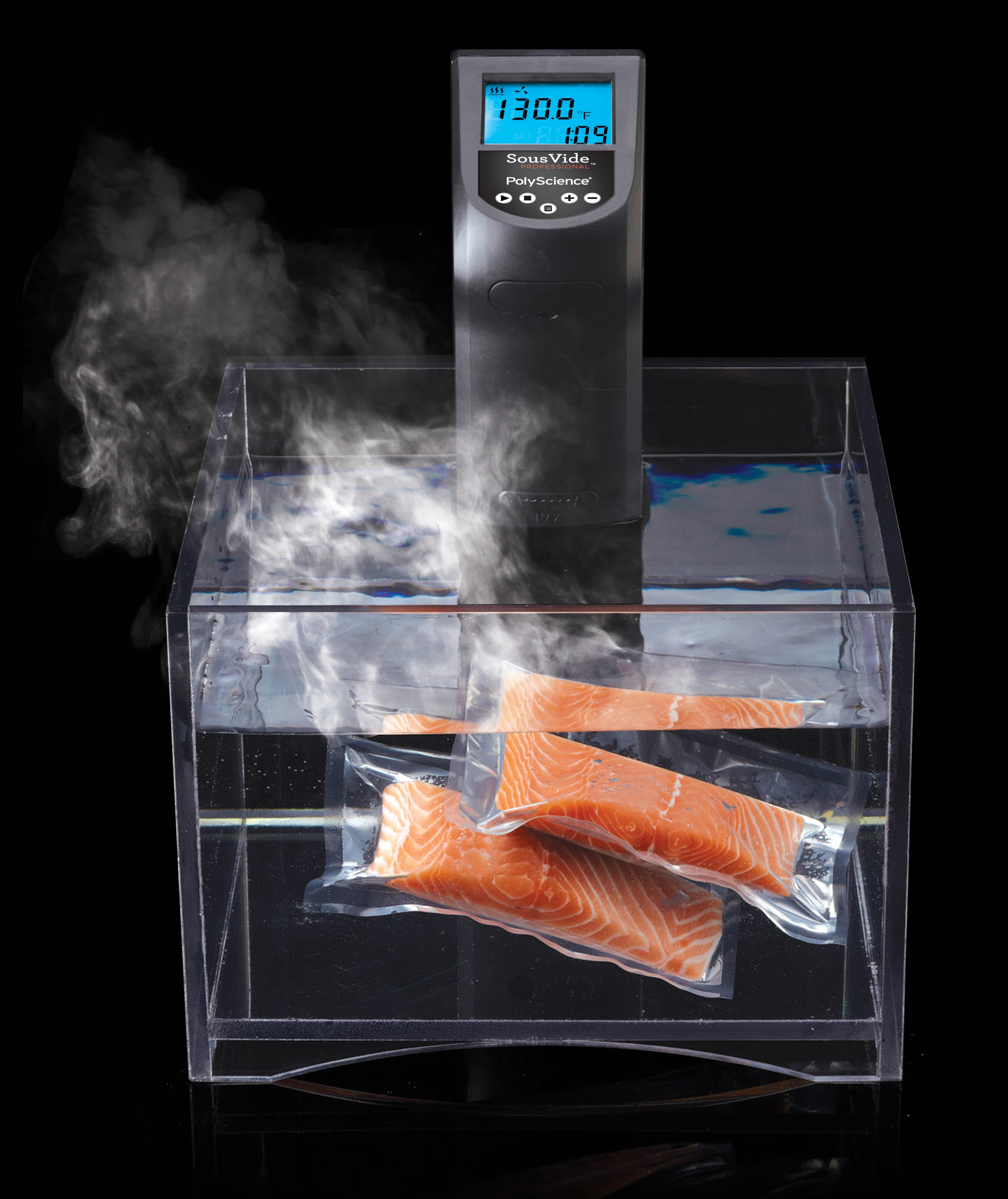 Polyscience introduces new sous vide circulator for casual for Cuisine sous vide