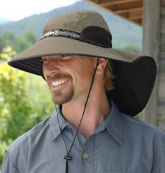 sun protective hat