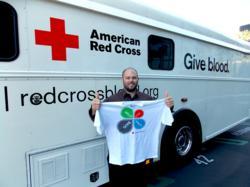 Red Cross blood drive draws 45 people to Costa Mesa's Morgan Drexen