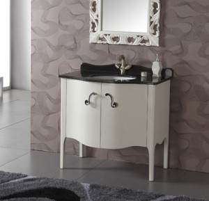 Contemporary Bathroom Vanities on Selection Of Modern Bathroom Vanities With A Little Vintage Flair To