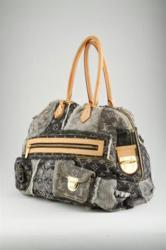 Rodeo Drive Resale Louis Vuitton Limited Edition Patchwork Bowly Bag - http://www.shopRDR.com