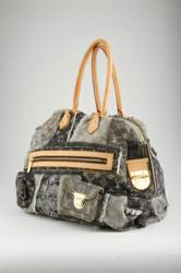 Rodeo Drive Resale Louis Vuitton Limited Edition Patchwork Bowly Bag - http://www.shopRDR.com