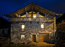 Catered ski chalets Les Arcs, Chalet Algonquin, Peisey-Nancroix