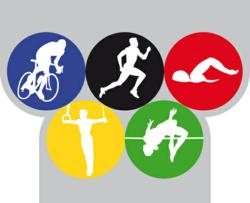 london 2012, fitness devices