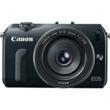 Canon EOS-M Digital Camera with EF-M 22mm f/2 STM Lens