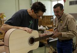 Guitar Building Workshop