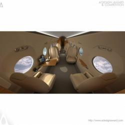 Gulfstream G550 Visions Edition by Stefan Radev