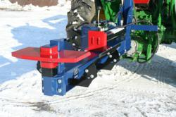 Iron Oak 3 Point Log Splitter