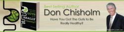 Gluten Free in Brisbane hosts Don Chisholm to speaks about how to be really healthy!