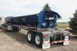 welding, side dump trailers, radius steel fabrication, smithco, steel fabrication, mining, steel